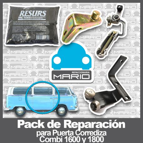 Pack de Reparación de Puerta Corrediza para Combi 1600 y 1800