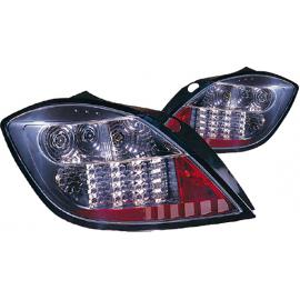 Juego de Calaveras Ahumadas con Luz de Stop LED para Astra H