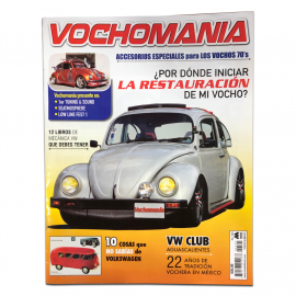 Revista Vochomania No. 505