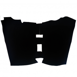 Alfombra de Piso Color Negro para Pick Up D21, D22 Cabina Sencilla y Estaquitas