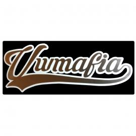 Calcomanía Externa de Vinil con Logo VW Mafia