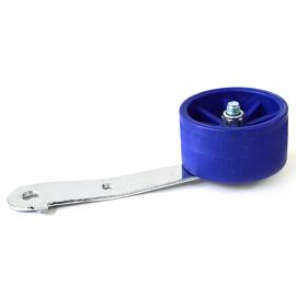 Pedal roller azul