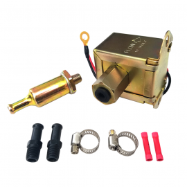 Bomba de Gasolina Electrónica Universal Uniflow de 14.2 Volts para Motores Carburados