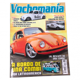 Revista Vochomania No. 477