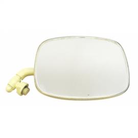 Espejo Retrovisor Color Crema Lado Derecho para Combi 1500, 1600