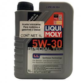 Botella de Aceite Liqui Moly Multigrado Sintético 5W-30 Special Tec