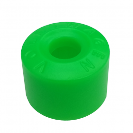 Cubre Birlo de Rueda Hexagonal Color Verde para Golf A4, Jetta A4, New Beetle, Passat B5, B6