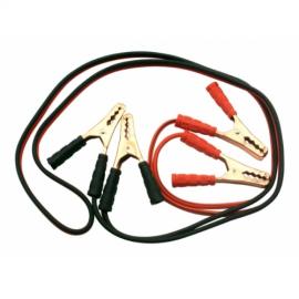 Juego UNIVERSAL de Cables con Caimanes Pasa Corriente de Batería