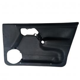 Tapa de Puerta Delantera Lado Derecho Color Negro para Golf A3, Jetta A3 con 4 Puertas