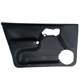 Tapa de Puerta Delantera Lado Izquierdo Color Negro para Golf A3, Jetta A3 con 4 Puertas