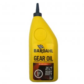 Botella de Aceite de Transmisión Estándar BARDAHL Mineral SAE 140