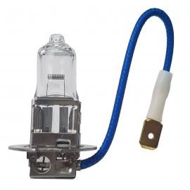 Foco de Halógeno H3 de 55w con Cable Azul Standard Hella Para Faro Buscador