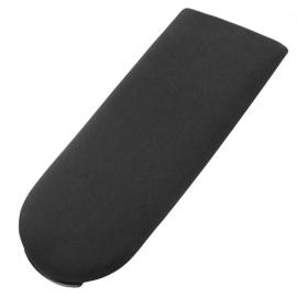 Tapa de Consola Color Negro con Vestidura de Tela para Golf A4, Jetta A4, A5, New Beetle, Passat B5