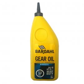 Botella de Aceite de Transmisión Estándar BARDAHL Mineral SAE 90 Monogrado