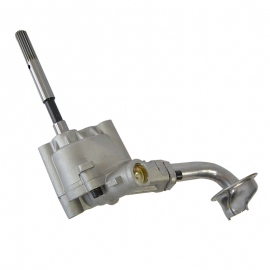 Bomba de aceite de motor sin distribuidor de vástago estriado para Pointer G4, Derby 6NB, Ibiza Mk2, Cordoba Mk1