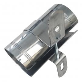 Funda de Aluminio para Bobina para VW Sedan 1200, 1500 y 1600, Combi 1500 y 1600, Brasilia, Safari y Hormiga