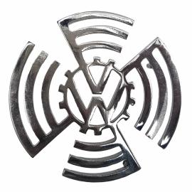 Emblema VW tipo Esvástica para vehículos Volkswagen
