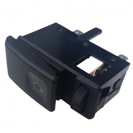 Switch Interruptor de Luces con Resistencia Bruck para Golf A2 FBU, Jetta A2 FBU