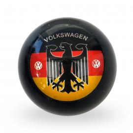 Perilla de Palanca de Velocidades Bola Negra Aguila Alemana