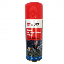 Tratamiento de limpieza WURTH para sistema de aire acondicionado y calefacción HSW 200 PLUS
