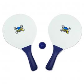 Juego de raquetas de ping pong con pelota GARAGE DE MARIO