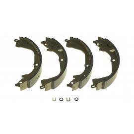 Juego de 4 Balatas Traseras Low Metal Brembo para VW Amarok