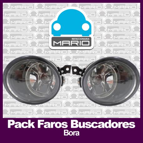 Pack de faros buscadores para Bora