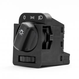Switch de Luces Principales con Regulador de Luz de Tablero Voltmax para Chevy