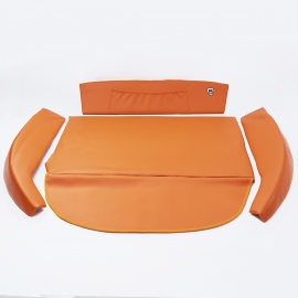 Kit de Vestiduras de Cofre Color Naranja para VW Sedan 1600, 1600i