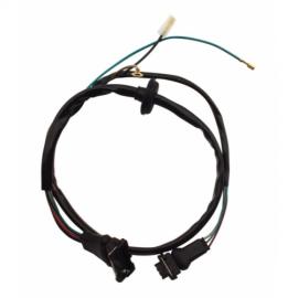 Arnés conector de elementos de encendido electrónico para V.W. Sedan 1600, Atlantic, Caribe, Combi 1600, Golf A2, Jetta A2