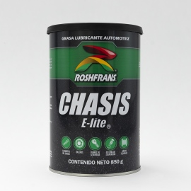 Grasa Súper Lubricante Chasis E-Lite Roshfrans de 850 gramos