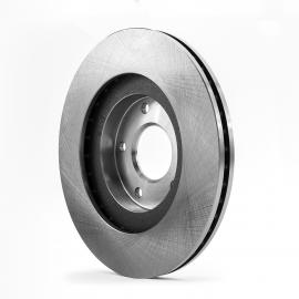 Disco Ventilado de Freno Delantero Fritec para Altima L31, Maxima