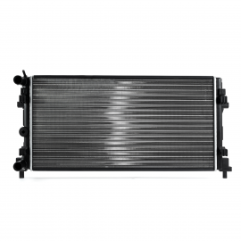Radiador de Agua de Motor Unicar para Ibiza 1.6L, Vento, Polo 1.6L, Audi A1 1.4L