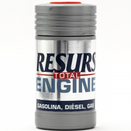 Bote de Aditivo Resurs para Restauración de Motores