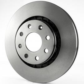 Disco Ventilado de Freno Delantero Brembo para Aveo 1.6, Pontiac G3 1.6
