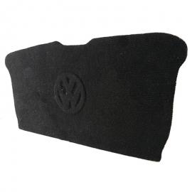 Tapa de Bocinas trasera de madera y Forro de Alfombra color Negro para Pointer G2, G3