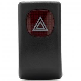 Switch Interruptor Tipo Tecla de Intermitentes Bruck para Sedan, Jetta A2, Golf A2, Combi 1800