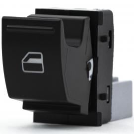 Switch Individual de Elevador de Vidrios Bruck para Jetta A6, Vento, Bora, Polo, Passat B6, Tiguan, Amarok