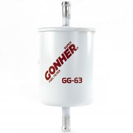 Filtro de Gasolina con Motor 2.4L Gonher para Frontier