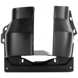 Tolva Negra de Cabeza Izquierda 3 y 4 para VW Sedan 1600, Combi 1600, Safari, Hormiga, Brasilia