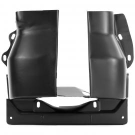 Tolva Negra de Cabeza Derecha 1 y 2 para VW Sedan 1600, Combi 1600, Safari, Hormiga, Brasilia