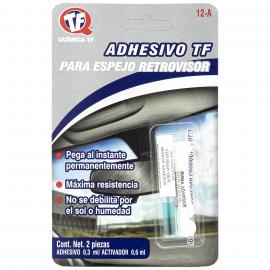 Adhesivo de Espejo Retrovisor Química TF