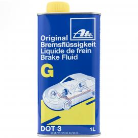 Lata de Líquido de Frenos ATE Grado DOT3