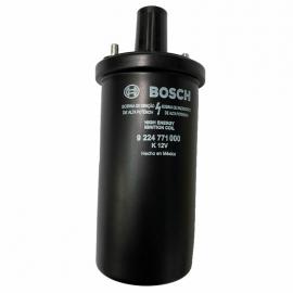 Bobina de encendido electrónico de motores carburados BOSCH para V.W. Sedan 1600, Combi 1600, 1800, Caribe 1800, Atlantic 1800