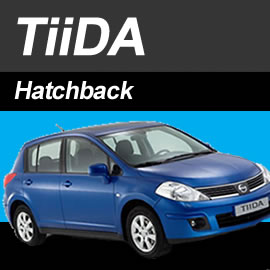 Tiida Hatchback
