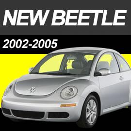 2002-2005 (New Beetle)