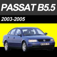 2003-2005 (B5.5)