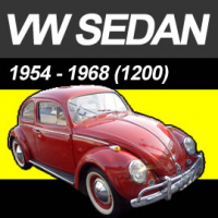 1954-1968 (1200 Carburado)