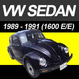 1989-1991 (1600 Carburado Encendido Electronico)