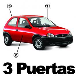 3 Puertas Hatchback